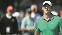McGinley was rattled by Rory withdrawal