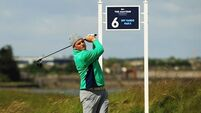 James Sugrue and Ronan Mullarney push on at Portmarnock