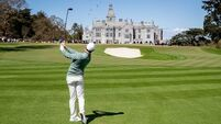 Fazio's Adare on a par with Augusta