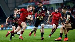 Munster overcome early scare to secure bonus-point win over Zebre
