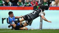 Evans scores four as Ospreys see off Scarlets