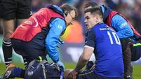 Johnny Sexton ruled out of Leinster's Champions Cup quarter-final