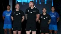 Hansen names four new caps in All Blacks squad