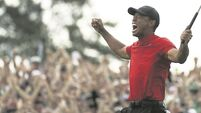 Tiger: If everything falls my way, I can break Jack's record