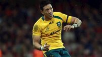 Lealiifano makes a welcome, winning Test return with Australia
