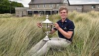 South African teen Martin Vorster revels in Baltray glory