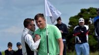 James Sugrue through to final after Friday to remember at Portmarnock