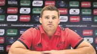 CJ Stander returns for Munster; Ross Byrne late withdrawal for Leinster