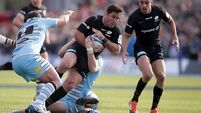 Saracens won't be fazed by Red Army