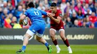 Johann van Graan says 'discipline' the difference between Munster and Leinster performances