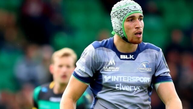 Connacht make raft of changes for Zebre clash