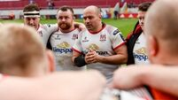 Rory Best may figure in Ulster's clash with Connacht, but Stockdale out