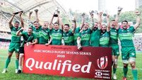 Olympic qualification the target for Ireland Sevens after Hong Kong success
