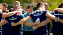 Carbery: I've loved Munster from the word go
