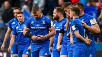 Leinster in rude health for Munster visit