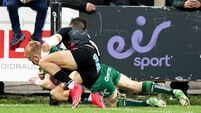 Connacht stay on course in cup and league mission