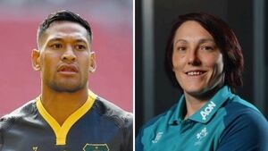 Irish rugby star tells Israel Folau: 'Don't judge me – I'm just like everyone else'