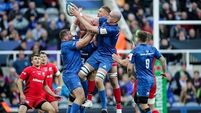 Leinster come up short against Saracens for Heineken Champions Cup
