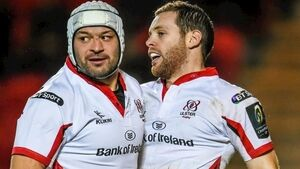Ulster duo to play at Ravenhill for the last time tomorrow