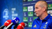 'We're pretty confident' - Lancaster certain Leinster will rise to the occasion in Newcastle