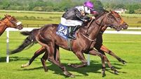 Trethias books Naas Oaks ticket