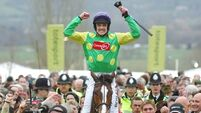 Ruby Walsh bids farewell in style after glorious career