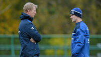 Leinster focus is on Saracens rather than history