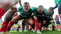 Leinster showed Saracens 'another step-up'