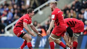 Sarries turn the screw at the moments that matter