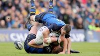 Leinster and Saracens are two giants cut from the same cloth