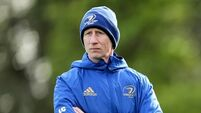 Cullen: Leinster selection process far from easy