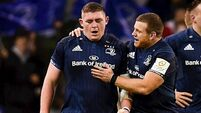 Leinster name unchanged side to face Saracens