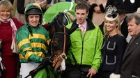 Geraghty salutes 'brilliant' Jezki as Champion Hurdle hero retires