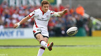 Paddy Jackson signs with Premiership rugby club