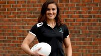 Louise Galvin and Ireland chasing Olympic Sevens dream