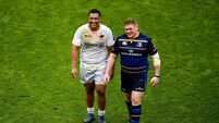 Furlong and Vunipola: A reunion of the props' mutual admiration club
