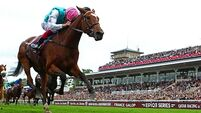Enable set to make her return to action in Eclipse