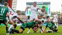 Late Coetzee try seals Ulster victory over Connacht