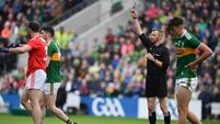 Anthony Nolan's inconsistency confused and angered Cork