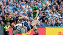 Kerry management erred in giving Murphy spare man role
