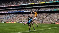 Shane Ryan coped brilliantly to put Kerry on front foot