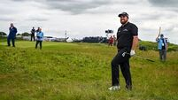 The hard work begins in earnest now for Shane Lowry