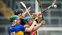 Hurling giants have become mere mortals