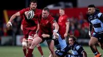 Every year, there's something special from Munster in the Heineken Cup. We need to see that tomorrow