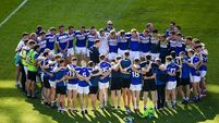 Laois benefiting from football Gospel according to John
