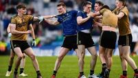 With finishing line in sight, tigerish Mayo didn't falter