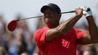 Tiger Woods the personification of dislocation