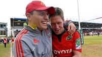 Dougie Howlett: A made man in Munster