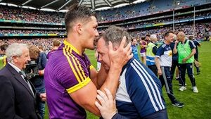 The passion of Davy and Wexford's man behind the wire