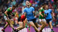 Early second half blitz sends Dublin into fifth All-Ireland final